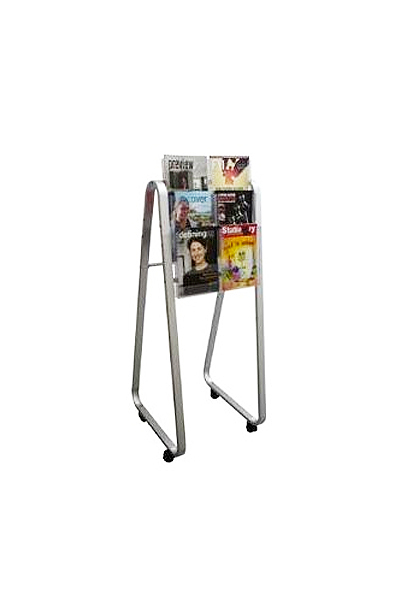 Easel Floor Stand, Single-Sided, 6 x A4