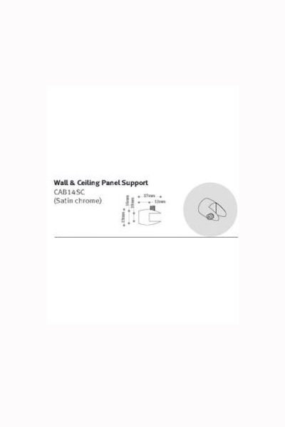 Wall & Ceilling Panel Support