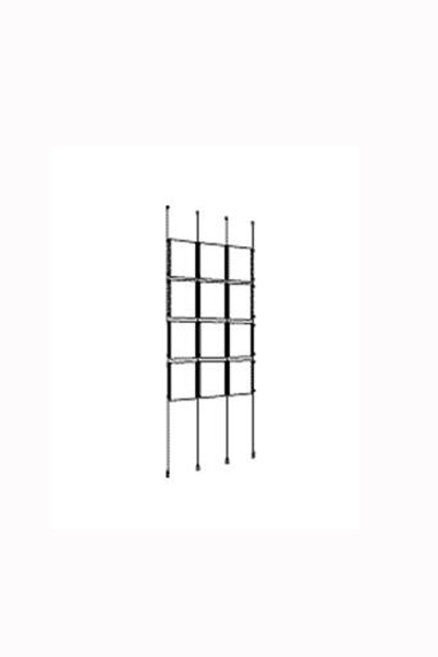 Cable window Display A4 Portrait 3 column x 4 Down